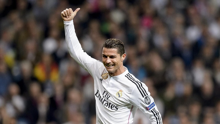 Cristiano Ronaldo OK