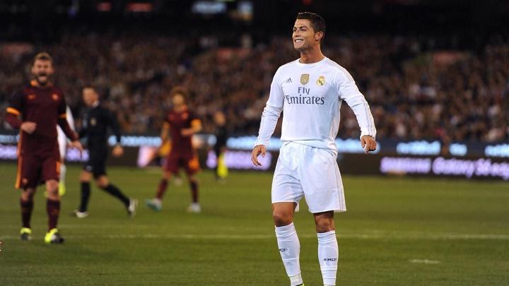 Cristiano Ronaldo Roma