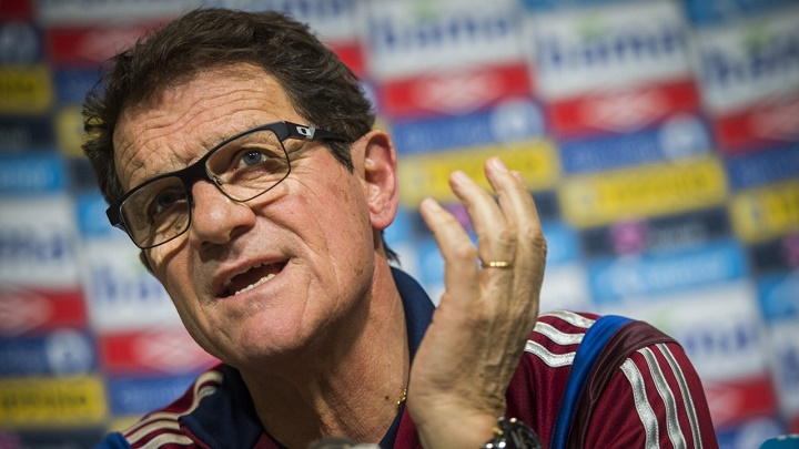 Fabio Capello Rusia