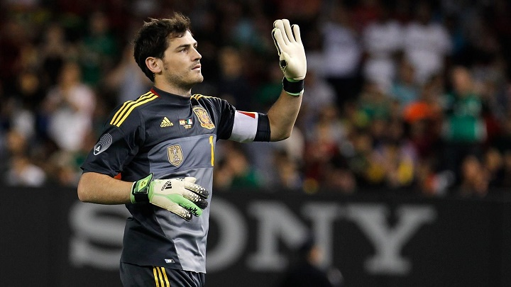Iker Casillas seleccion
