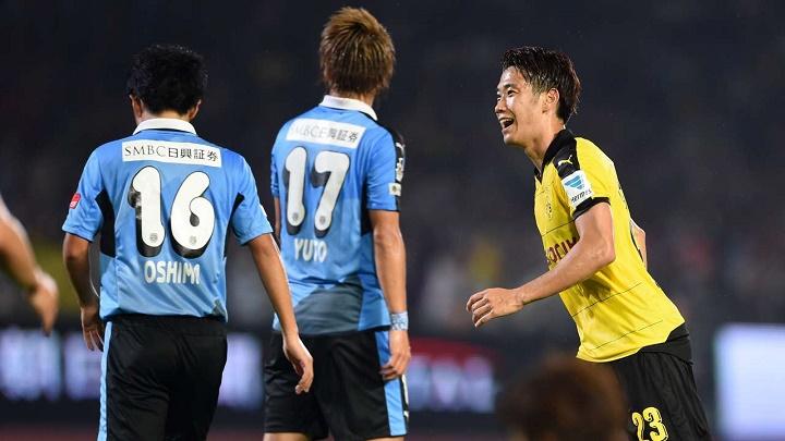 Kawasaki Frontale Borussia Dortmund