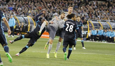 Manchester City Real Madrid 12