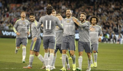 Manchester City Real Madrid 13