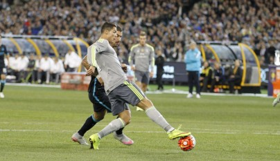 Manchester City Real Madrid 14