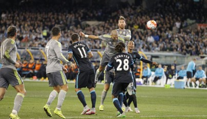 Manchester City Real Madrid 18