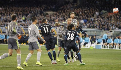 Manchester City Real Madrid 19
