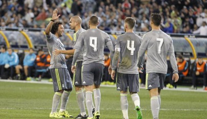 Manchester City Real Madrid 20