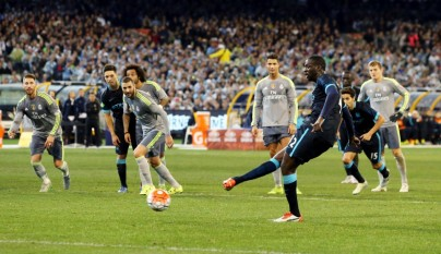 Manchester City Real Madrid 23