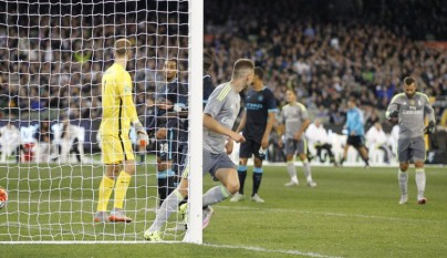 Manchester City Real Madrid 24