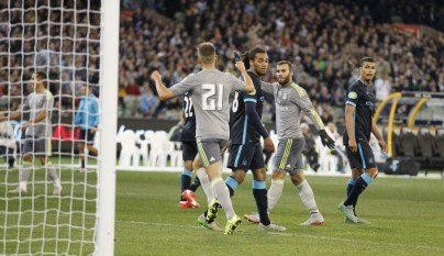 Manchester City Real Madrid 25