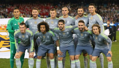 Manchester City Real Madrid 3