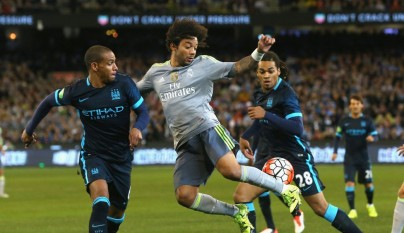 Manchester City Real Madrid 4