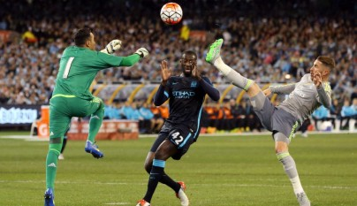 Manchester City Real Madrid 5