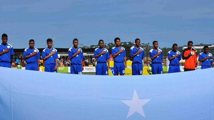 Micronesia futbol