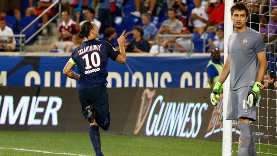 PSG Fiorentina 18