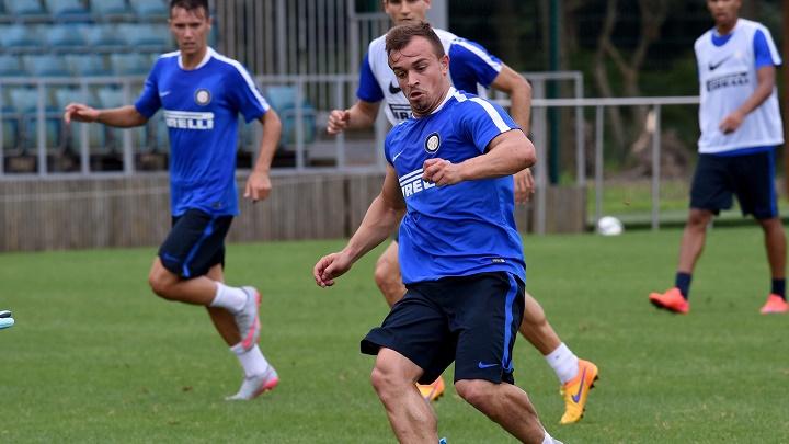 Shaqiri Inter