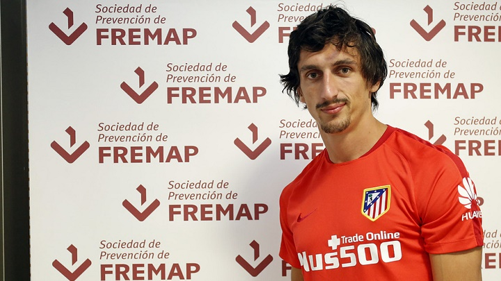 Stefan Savic Atletico de Madrid
