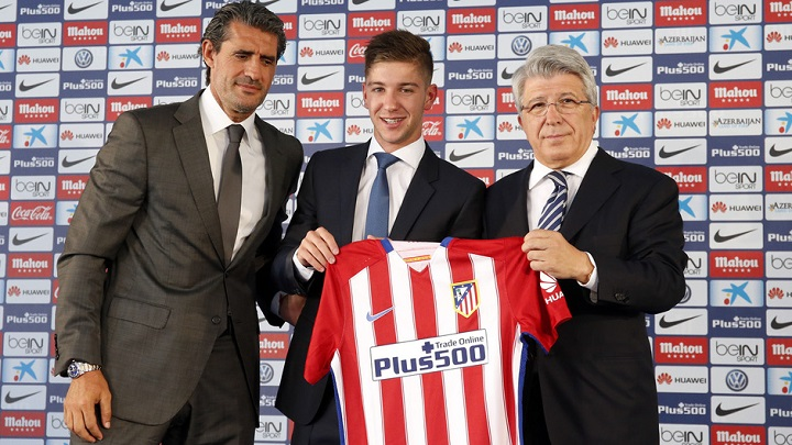 Vietto Atletico de Madrid 3