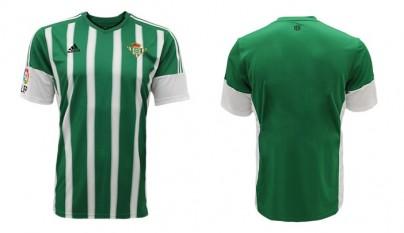 camiseta Betis 2015-2016