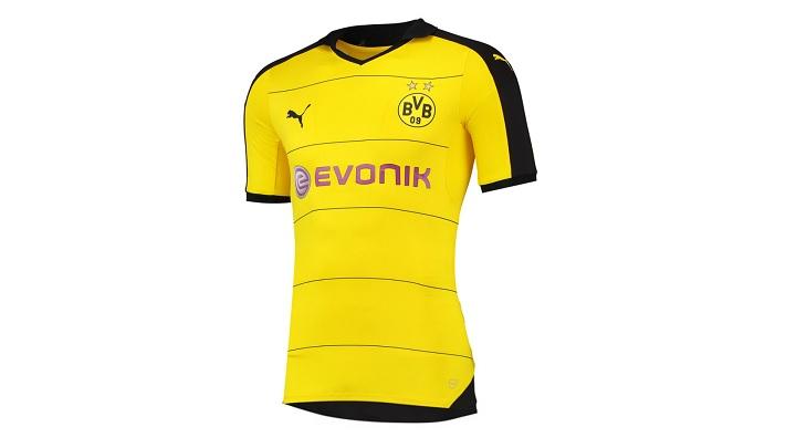 camiseta Borussia Dortmund 2015-2016 2