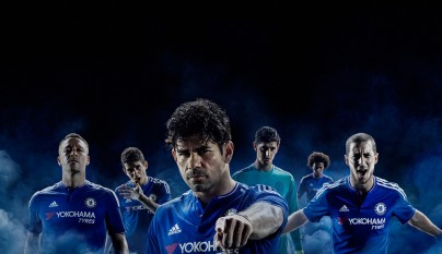 camiseta Chelsea 2015-2016 2