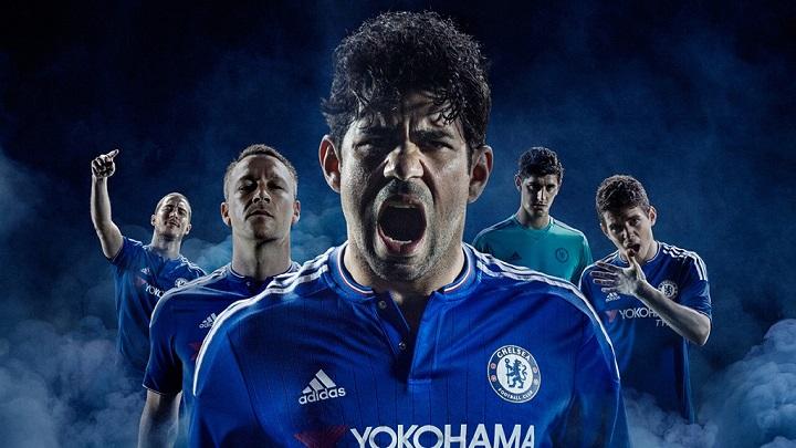camiseta Chelsea 2015-2016