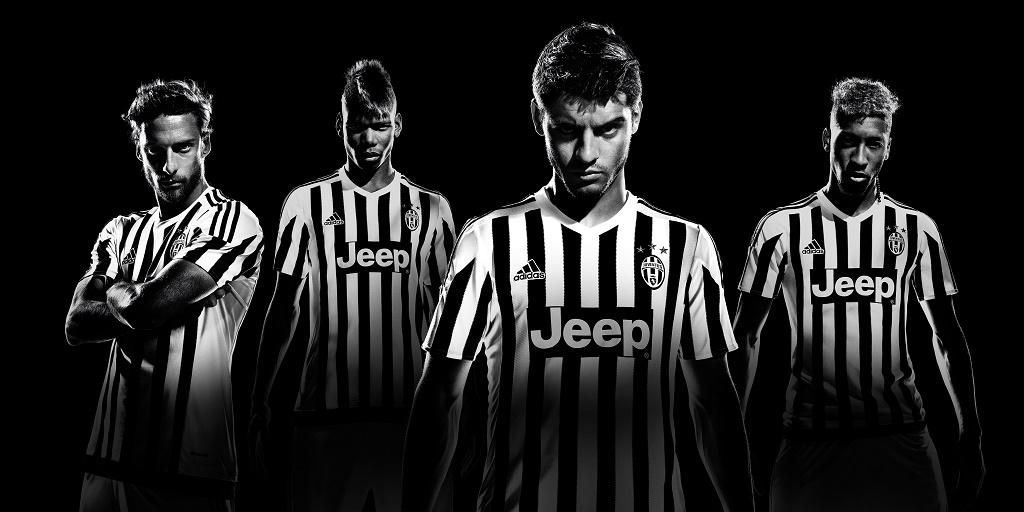 camiseta Juventus 2015-2016
