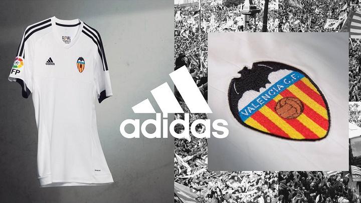 camiseta Valencia 2015-2016 3