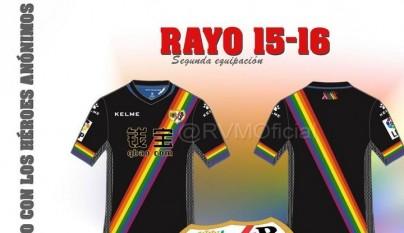 camisetas Rayo Vallecano 3