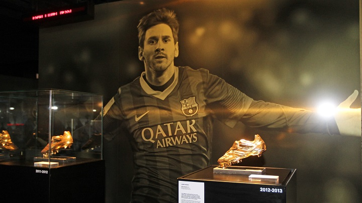 Espacio Messi