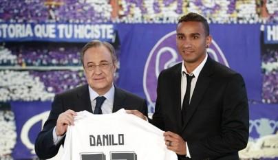 presentacion Danilo Real Madrid 7