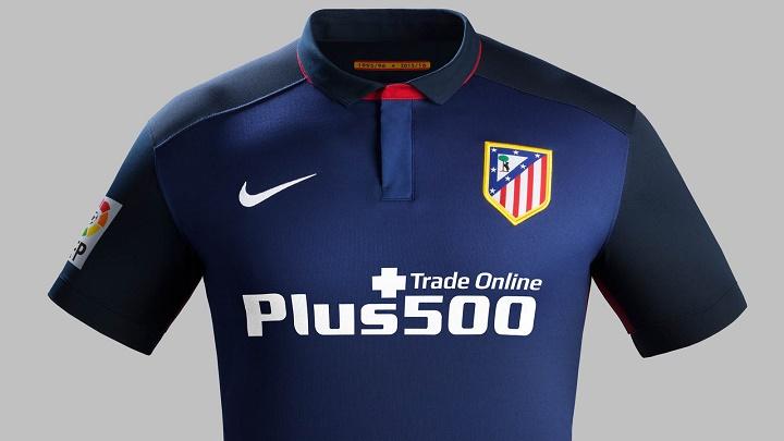 segunda equipacion Atletico de Madrid 2015-2016 2