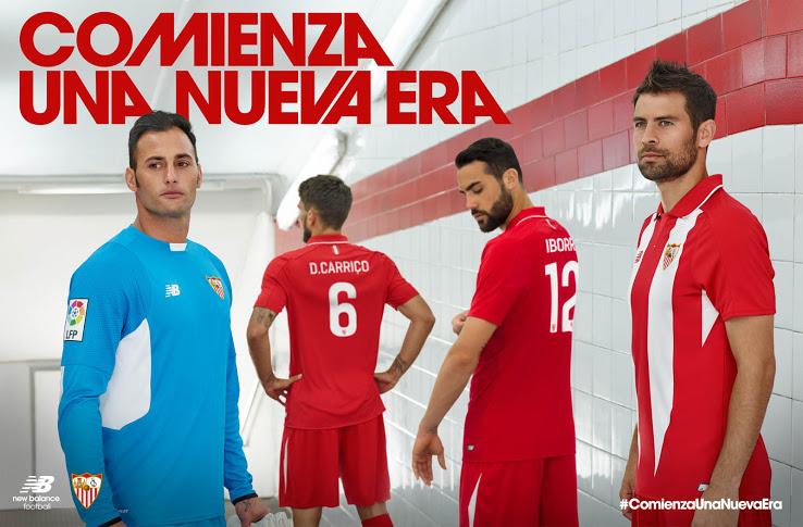 segunda equipacion Sevilla 2015-2016