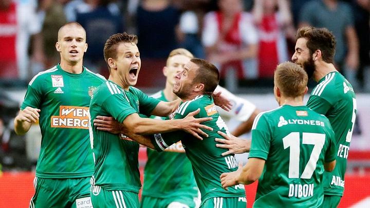 Ajax Rapid 2