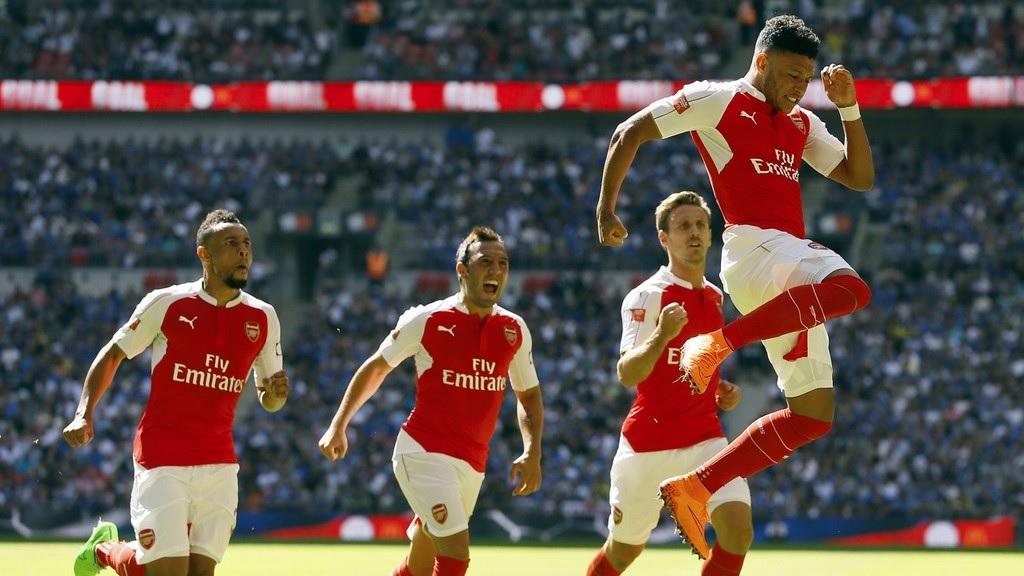 Arsenal Chelsea 4