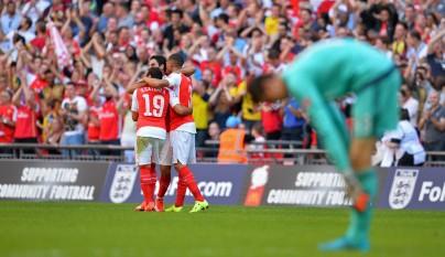 Arsenal Chelsea 8