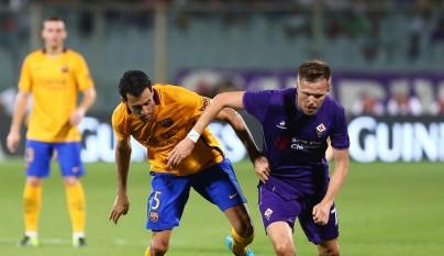 Fiorentina Barcelona