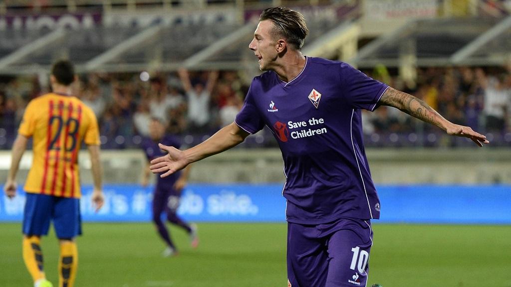 Barcelona Fiorentina 5