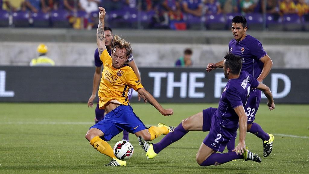 Barcelona Fiorentina 8