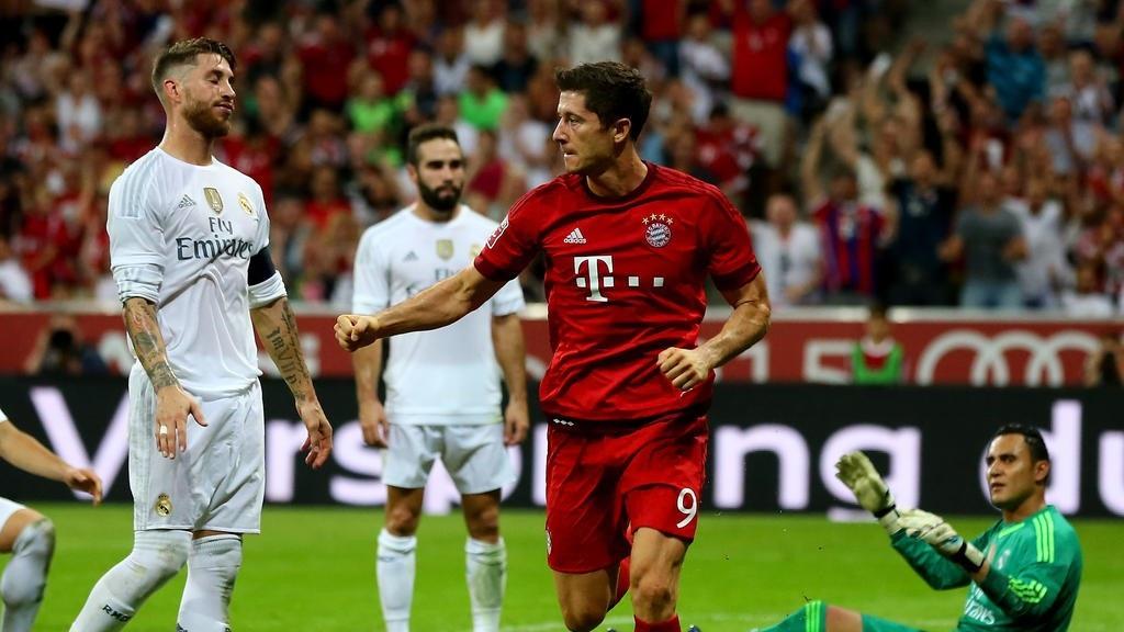 Bayern Madrid 1