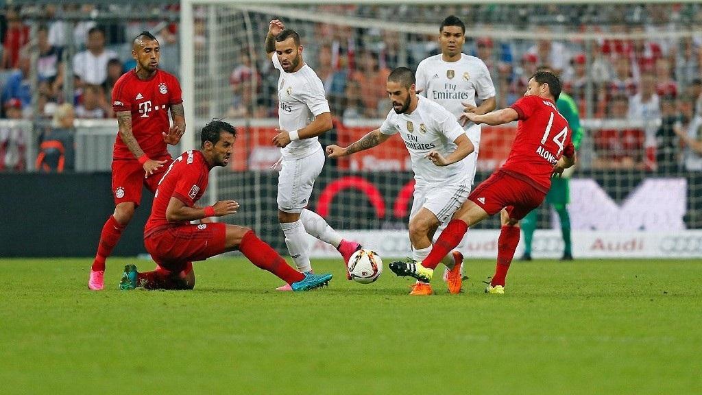 Bayern Madrid 3