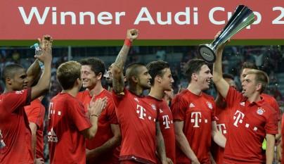 Bayern Madrid 4