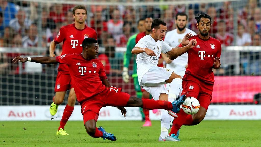 Bayern Madrid 5
