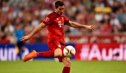 Bayern Madrid 8