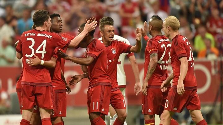 Bayern Audi Cup
