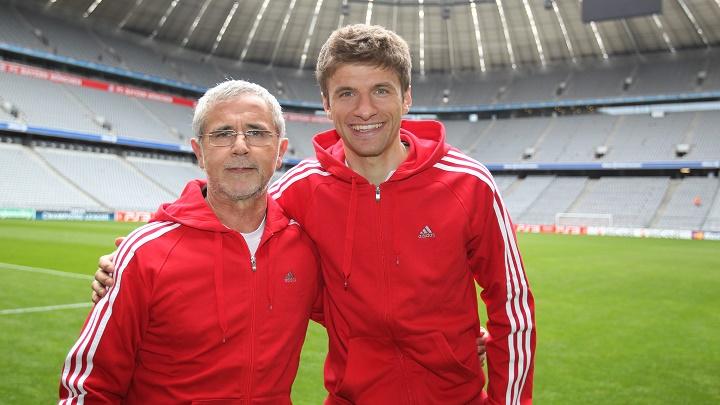 Gerd y Thomas Muller