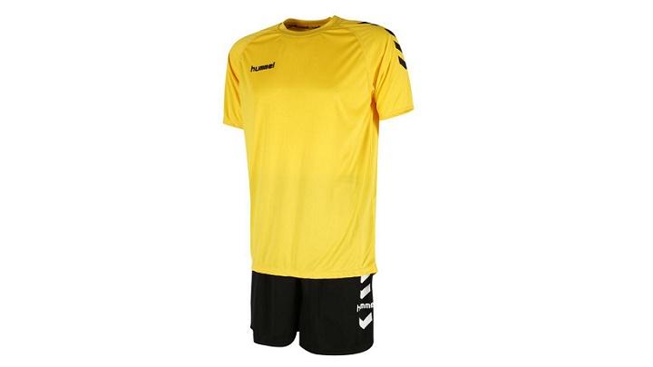 Hummel amarillo y negro
