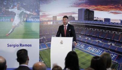 Sergio Ramos renovacion 2