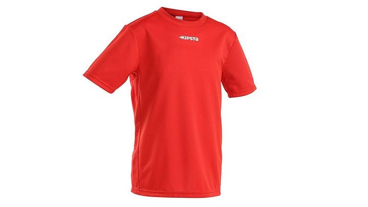 camiseta Kipsta roja