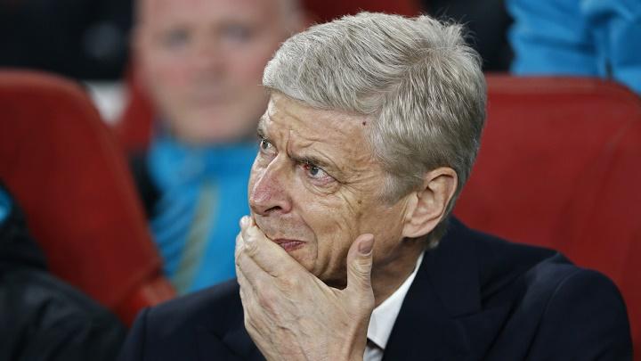 Wenger preocupado